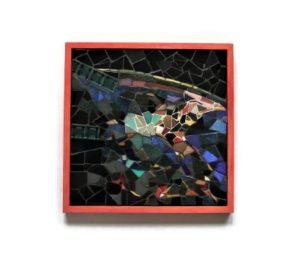 Mosaique hommage à Thomas Pesquet